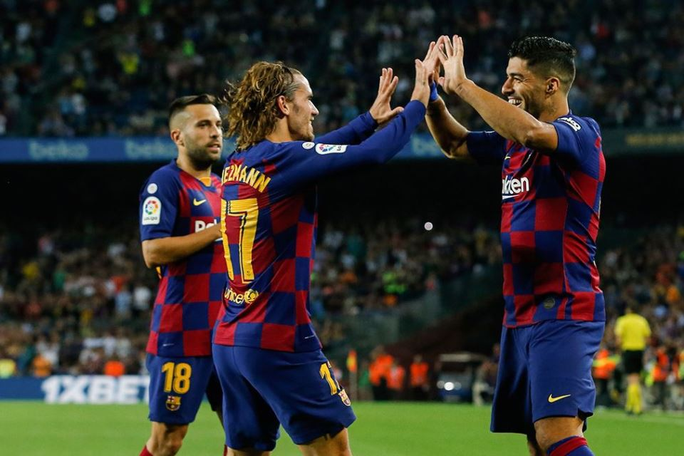 Griezmann Makin Pede Barcelona Bakal Juara Liga, Kok Bisa