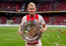 Hanya Jadi Cadangan, Mantan Pelatih Ajax Heran Donny Van De Beek Ingin Berlabuh ke Madrid