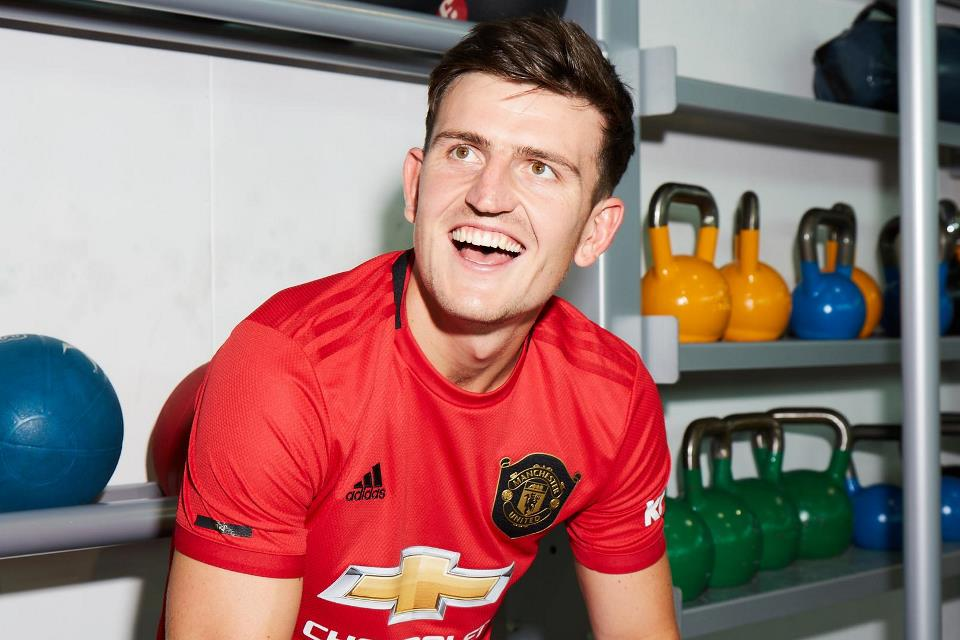 Harry Maguire Man United