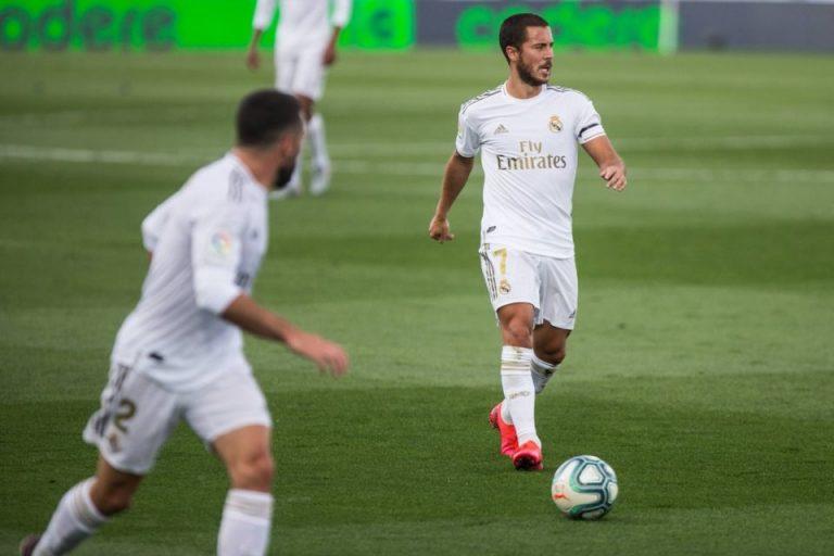 Investasi Besar Madrid Kepada Hazard Berjalan Sesuai Rencana