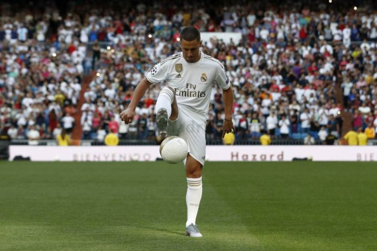 Hazard Kini Siap Bawa Madrid Terbang Tinggi. Benarkah?