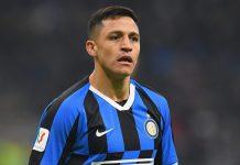 Inter Milan Berencana Tambah Durasi Kontrak Sanchez