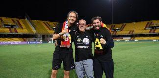 Inzaghi dan Benevento Pantas Juara