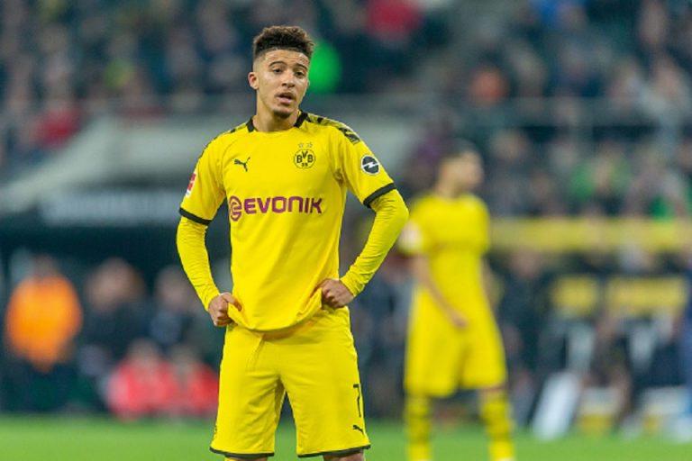 Dortmund Pasang Harga Tinggi Sancho, Dua Klub Inggris Diklaim Tak Mampu Bayar