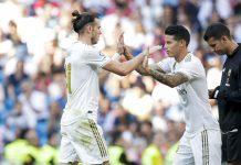 James Rodriguez dan Gareth Bale