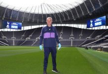 Jose Mourinho dan Stadion Tottenham