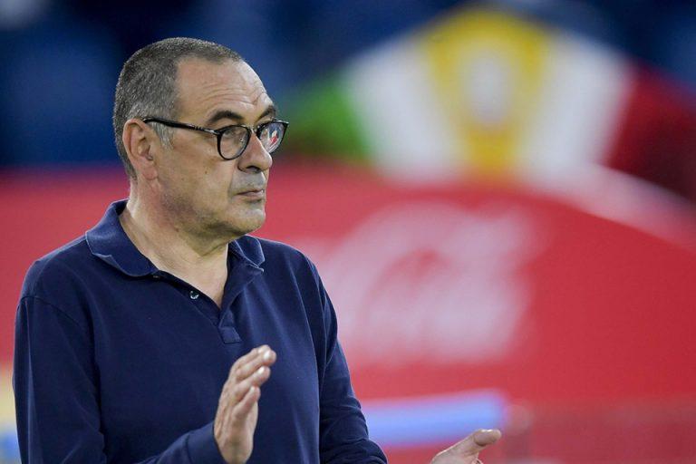 Juventus Gagal Juara, Maurizio Sarri Sibuk Cari-Cari Alasan