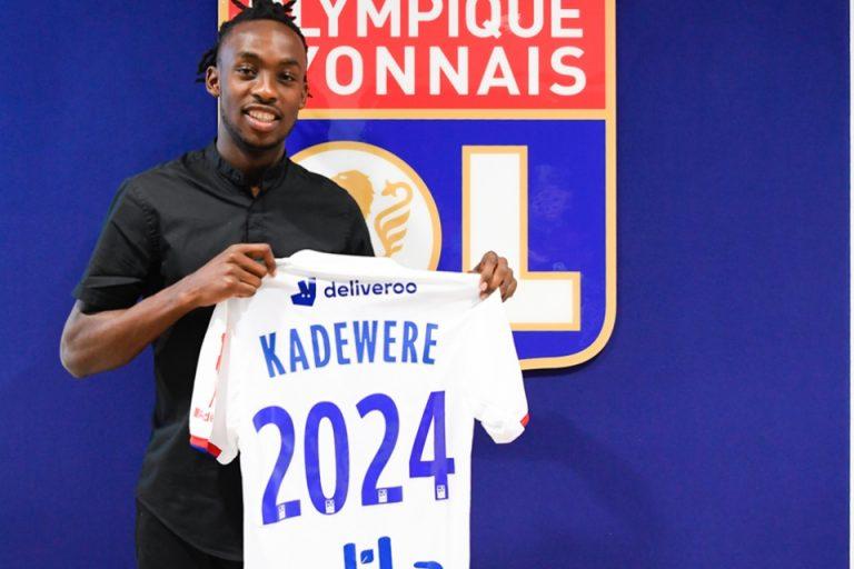 Resmi! Pemain Afrika Ini Jadi Rekrutan Pertama Lyon