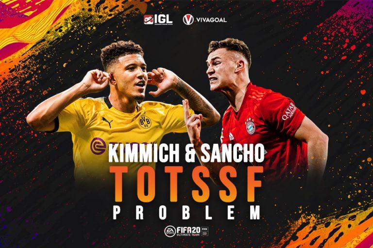 Terkait Problem TOTSSF Dua Bintang Bundesliga, EA Sports Buka Suara