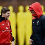 Klopp dan Gerrard