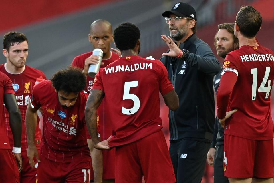 Kunci Juara EPL, Ini Deretan Rekor yang Dipecahkan Liverpool