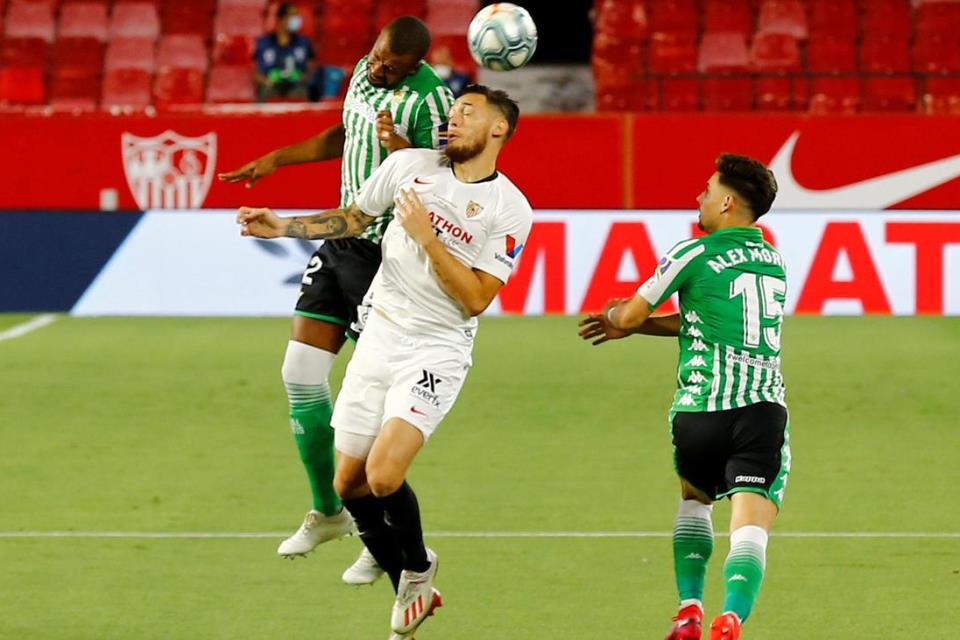 LaLiga Dimulai, Sevilla Menang 2-0 Atas Real Betis
