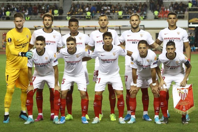Lawan Real Betis, Sevilla Posisikan Diri Sebagai Tim Underdog