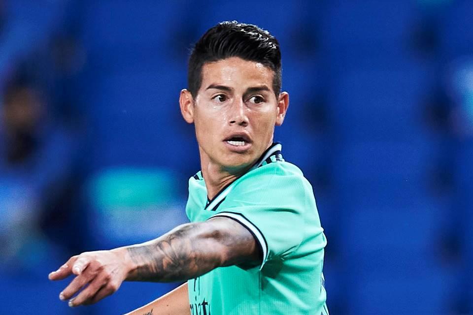 Legenda Kolombia Sesalkan Keputusan James Kembali ke Madrid Ketimbang Bertahan Di Bayern