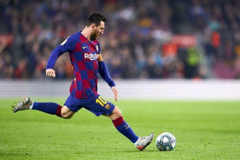 Soal Freekick, Lionel Messi Kalah Pamor dari Cristiano Ronaldo