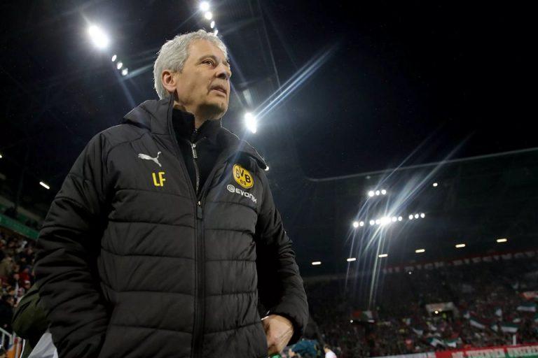 Pelatih Dortmund Isyaratkan Bakal Datangkan Striker Baru