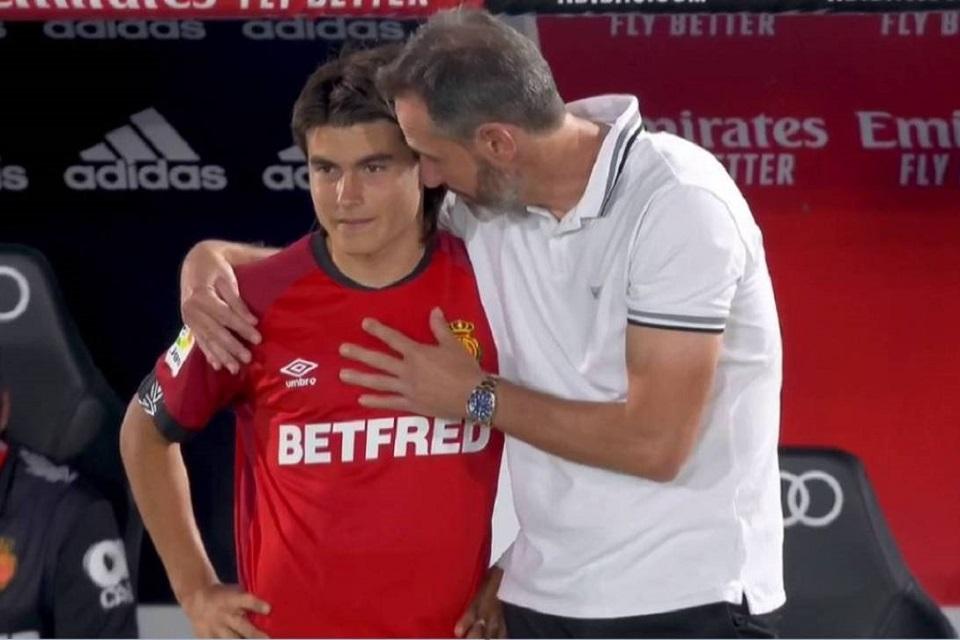 Luka Romero Real Mallorca