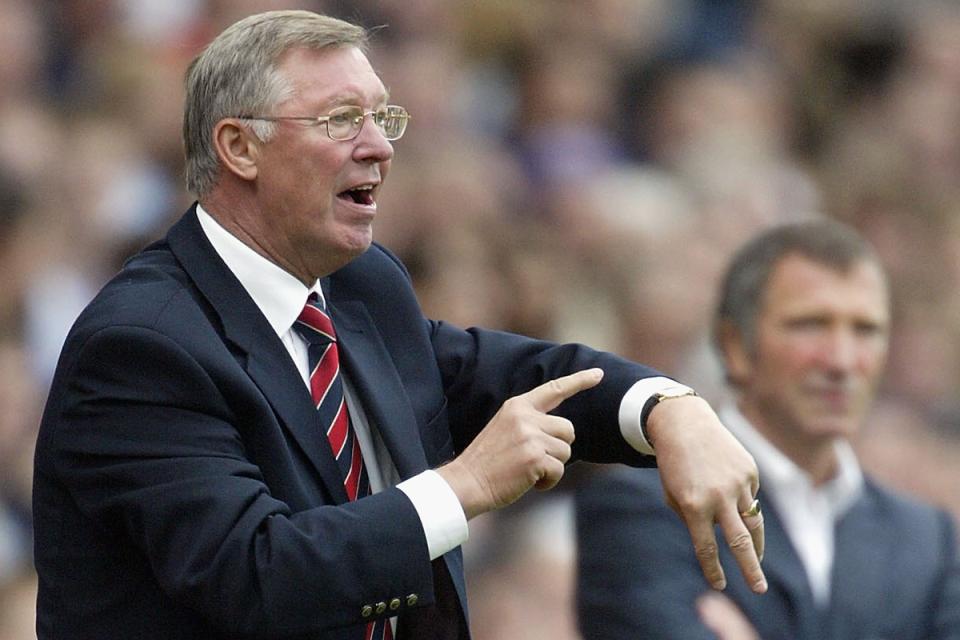 Lupakan Rivalitas, Fergie Ucapkan Selamat Kepada Liverpool