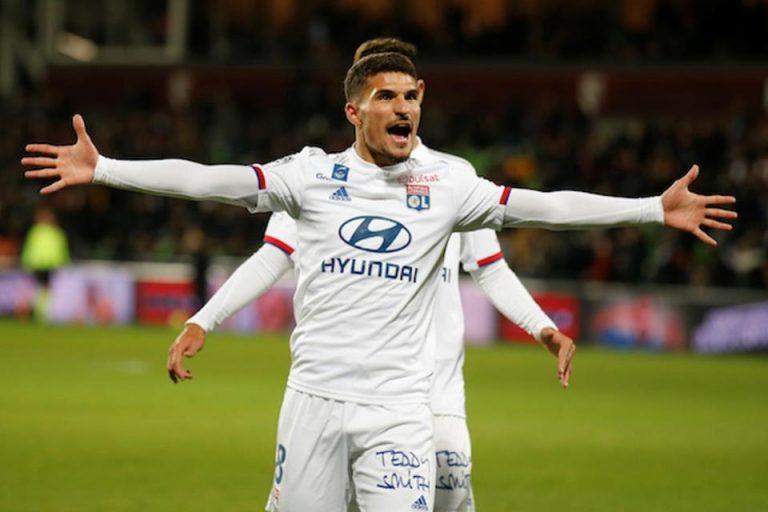Lyon Masih Menunggu Tawaran Nyata Untuk Houssem Aouar