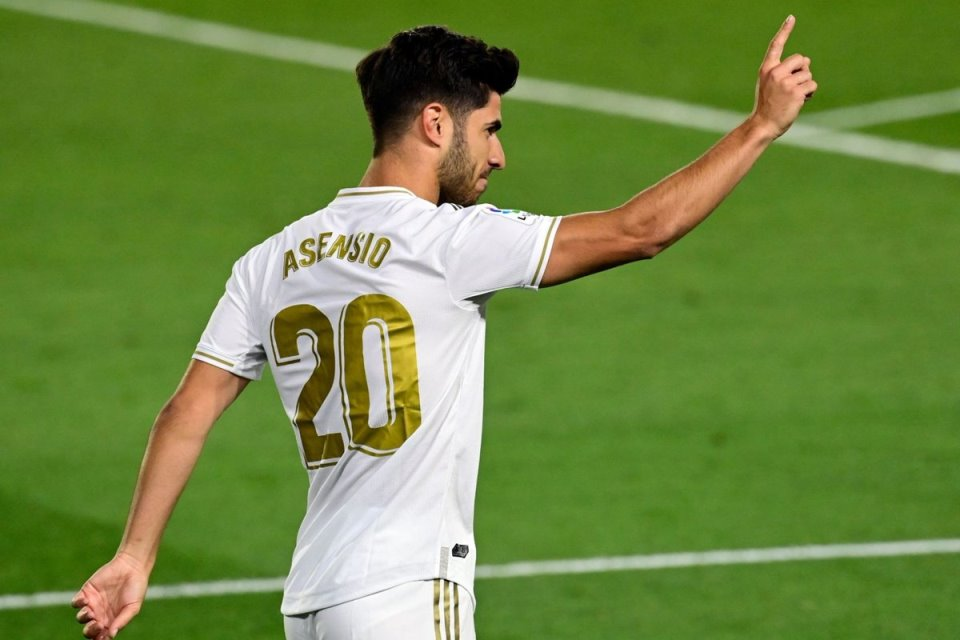 Magis 16 Menit Asensio Sukses Bawa Madrid Benamkan Valencia