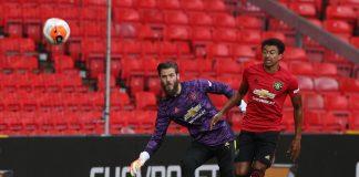 Manchester United Uji Coba