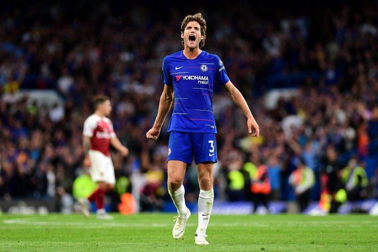 Kalah Bersaing di Chelsea, Marcos Alonso Siap Hengkang ke Calon Klub Kaya Ini?