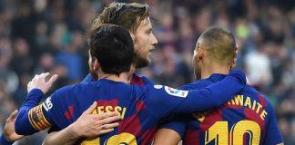 Martin Braithwaite Sebut Messi Sebagai Panutan di Barcelona