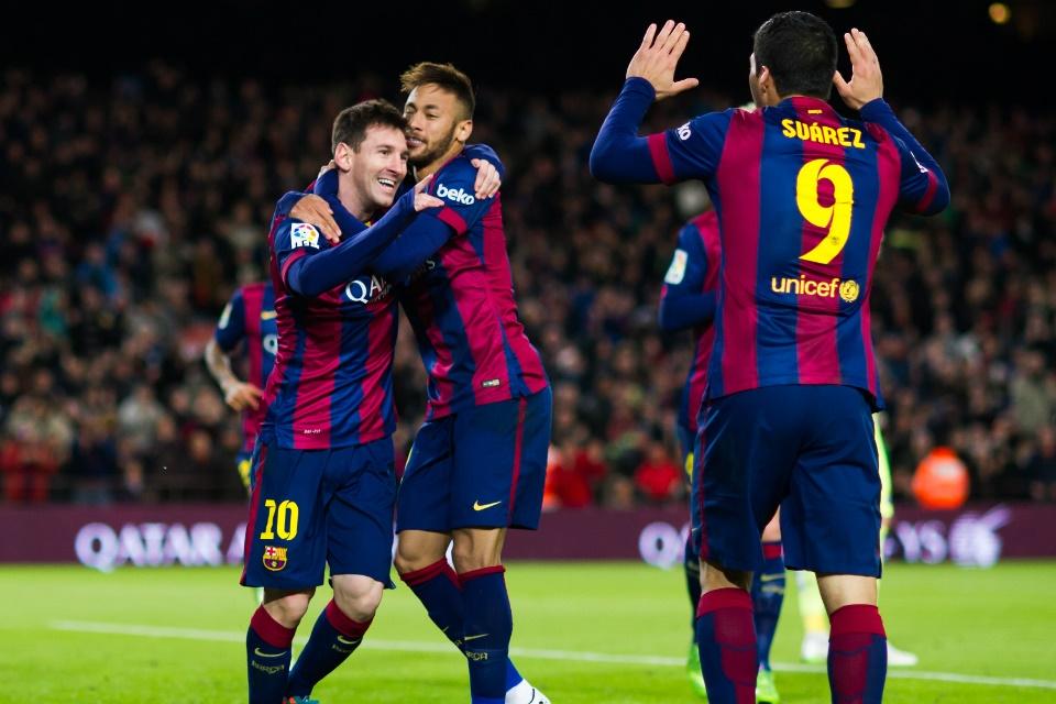 Mengenang Momen Keganasan Trio MSN Kala Membantu Barcelona Meraih Treble