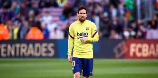 Menghitung Jumlah Gol Messi Jelang Duel Kontra Real Mallorca