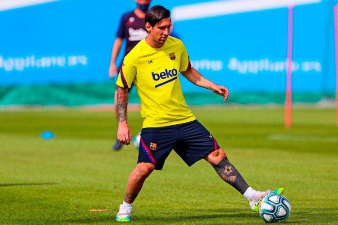 Kompetisi Mau Dimulai, Barcelona Risau dengan Kondisi Messi?