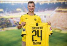 Thomas Meunier Dortmund