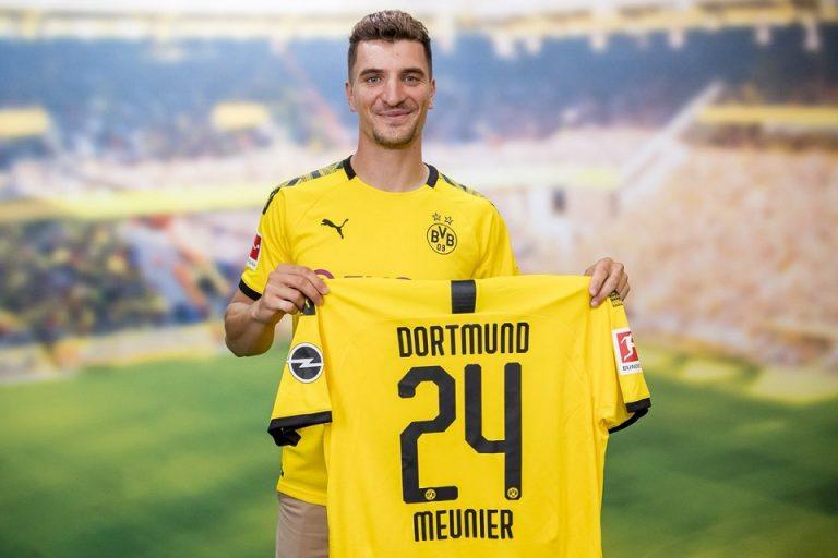 Baru Direkrut, Dortmund Berencana Pinjamkan Meunier ke PSG