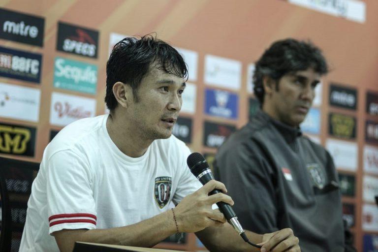 Keinginan Bek Bali United Bila Kompetisi Dilanjutkan Kembali