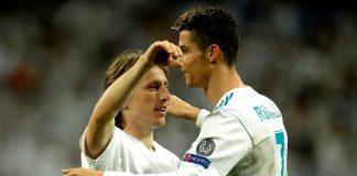 Modric Sebut Madrid Merindukan Gol-Gol Ronaldo