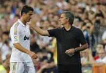 Momen Ketika Mourinho dan Ronaldo Nyaris Baku Hantam Di Real Madrid