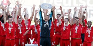 Bayern Munich 2019/20
