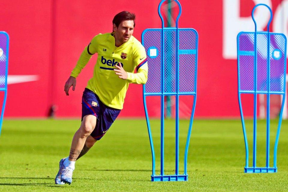 Pernah Dibantai 5-2, Pelatih Mallorca Janji Tidak Bikin Marah Messi Lagi