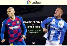 Prediksi Barcelona vs Leganes Aroma Pesta Gol Lagi