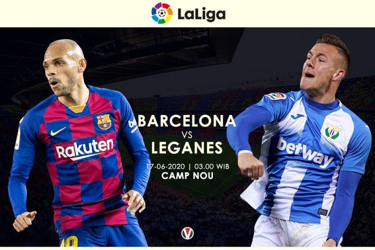 Prediksi Barcelona vs Leganes: Aroma Pesta Gol Lagi?