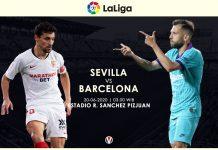 Prediksi Sevilla vs Barcelona Waspada Counter Attack