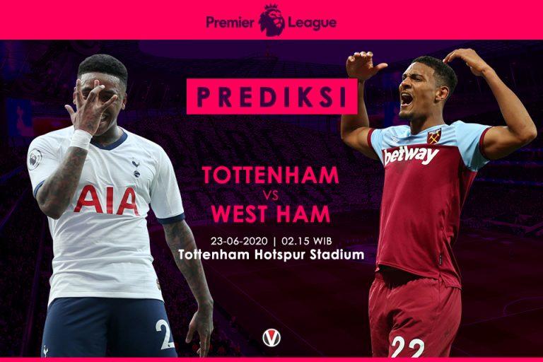 Prediksi Tottenham Vs West Ham: Misi Spurs Rengkuh Tiga Poin
