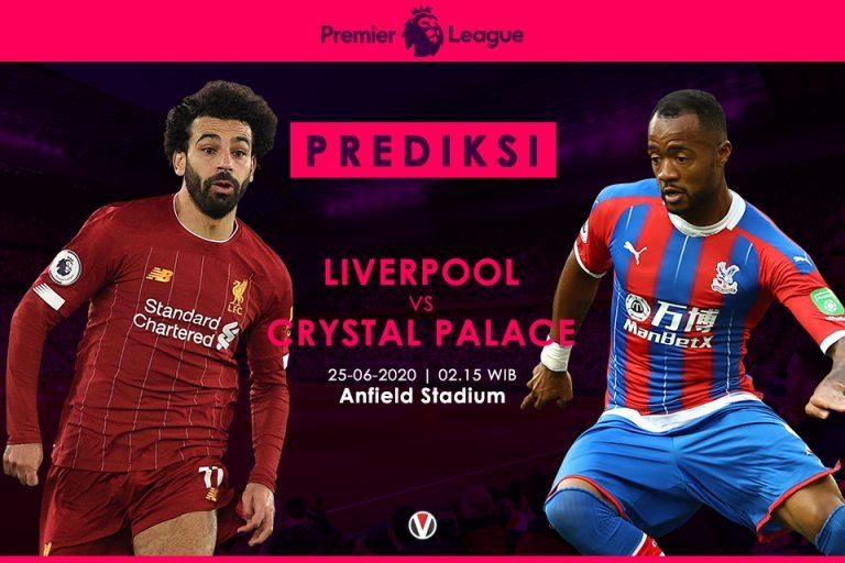 Prediksi Liverpool Vs Palace: Berharap Tuah Anfield