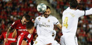 Real Madrid vs Real Mallorca
