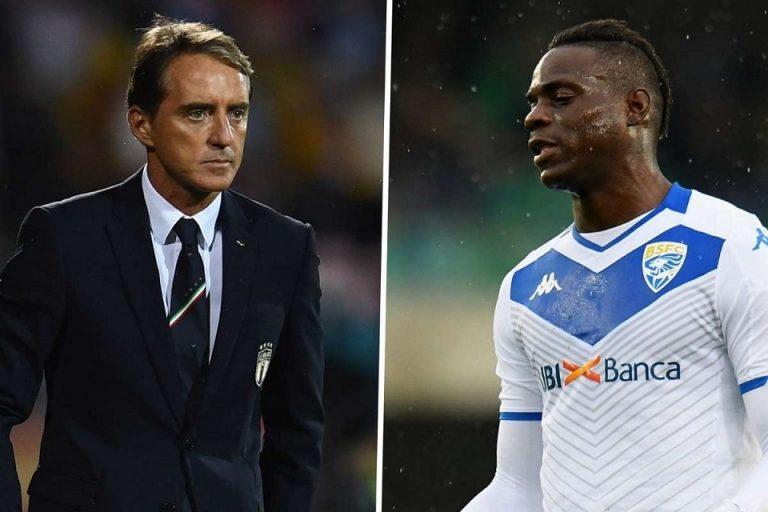 Mancini: Balotelli Terus Sia-siakan Bakatnya!