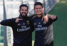 Rodriguez Inginkan Pindah