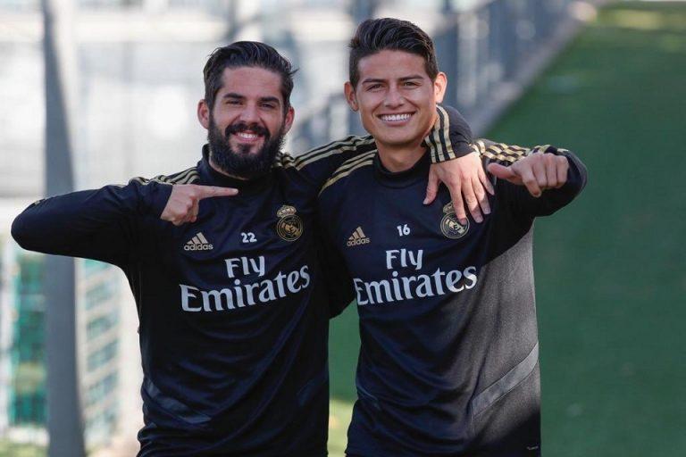 Madrid Tak Izinkan James Rodriguez Gabung Tim Rival