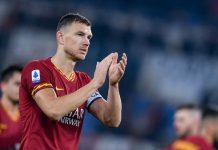 Roma Amankan Dzeko Dari Inter