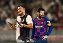 Duet Messi Ronaldo Akan Jadi Impian Agen dan Sponsor