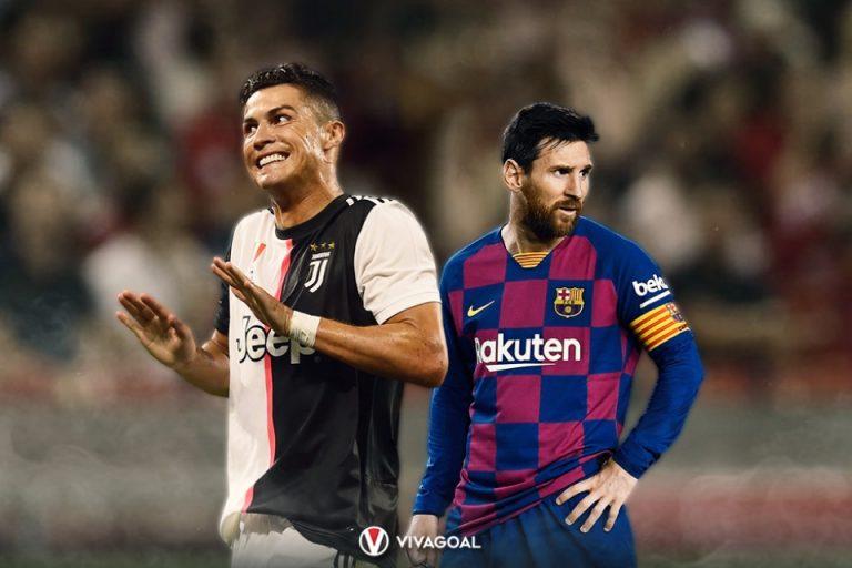 Antara Messi, Ronaldo dan Pele, Siapa Lebih Baik?