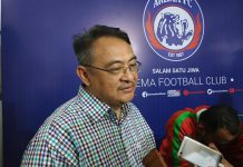 Ruddy Widodo General Manager Arema